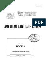 Book 1 Language Laboratoryactivities