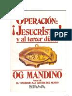 Operacion Jesucristo