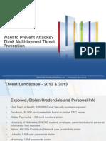 Threat Prevention