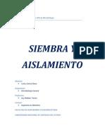 Trabajo Práctico Nº6 de Microbiología
