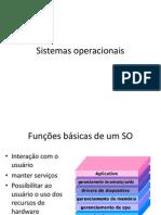 Sistemas operacionais 1