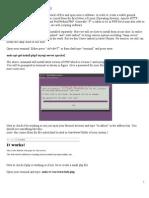 How to Install LAMP in Ubuntu 11
