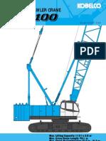 110 T Hydraulic Crane