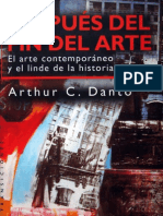 Despues Del Fin Del Arte Fragmento Introduccion Danto Arthur