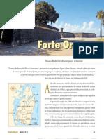 Artigo - TEIXEIRA, Paulo Roberto Rodrigues - Forte Orange
