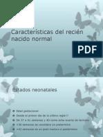 Características del recién nacido normal.pptx