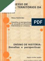 Ensino de Historia e Pesquisa_desafios_DAYSE LUCIDE_UNIMONTES