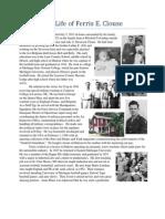 Ferris E. Clouse Obituary