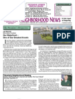 Historic Old Northeast Quarterly Newsletter