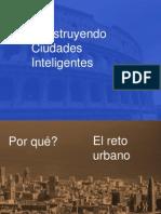Smart Cities Santiago Presentación Arturo Muente Banco Mundial