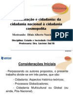 Apresentação Dênis - Cidadania Cosmopolita - 26.11.2010