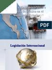 Leyes del Comercio Exterior y México