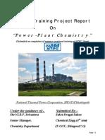 Ntpc Training Report- Saket Sahoo
