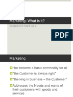 01 - 03 Principles of Marketing