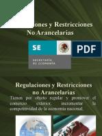 Regulaciones y restricciones no arancelarias en México