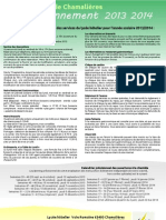 brochure fonctionnement année 2013 2014