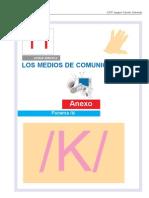 22 fonema k