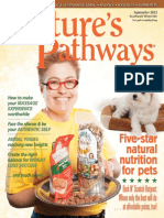 Nature's Pathways Sept 2013 Issue - Southeast WI Edition