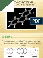 Hidrocarburos de Nucleos Condensados