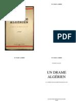 Eugene Vallet Livre Drame Algerien Setif 8 Mai 1945
