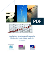 Low carbon development strategy for mexico - an input-output analysis.pdf