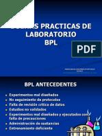 141466100 Buenas Practicas de Laboratorio Ppt