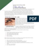 Bahaya Demam Dengue