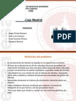 Caso - Caja Madrid