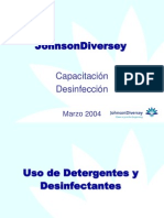 Curso Desinfeccion Basica