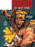 Hercules Book (the Twelve Labors)
