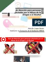 Guia Atencion Abuso de Drogas