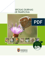 Mariposas Diurnas de Pamplona