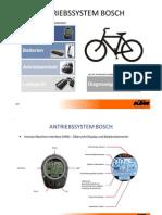 Antriebssystem Bosch