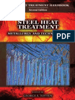 Steel Heat Treatment Handboook-Metalluurgy and Technologies