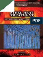 Steel Heat Treatment Handboook-Metalluurgy and Technologies