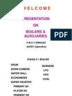 Boiler Aux.