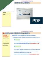ELECTRIFICACIÓN EN VIVIENDAS