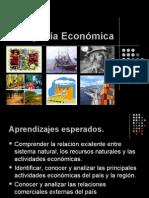 Geografía Económica 1º medio