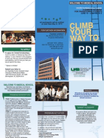 School of Med_Pre-Matriculation Brochure1