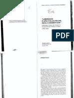 14 - FIGUEIREDO, A.C.C.M. - liberdade é uma calça velha azul e desbotada  (82 cps)