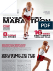Ryan Hall First Marathon Guide