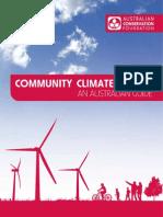 Community Climate Kit