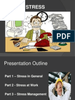 stressmanagement - PPT