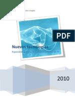 Cuaderno de Tecnologias Avanzadas