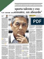 Educación y Desarrollo en el Perú