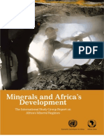 africa mineral report