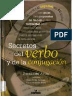 Secretos del verbo y de la conjugación - Fernando Ávila
