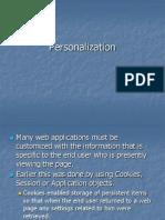 Personalization and Profiles 2008