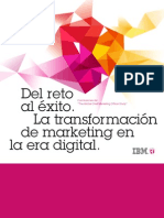 Estudio IBM Marketing Digital