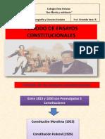 Ensayosconstitucionales Clase 2